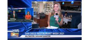 saltwater on news