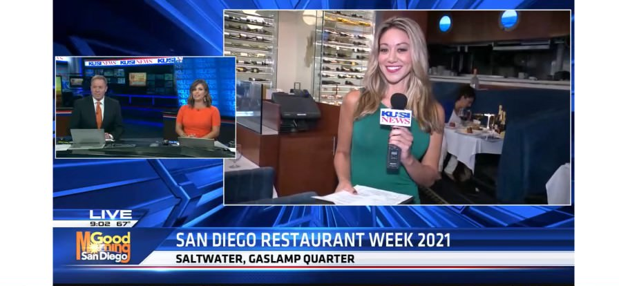Our Client, Saltwater Featured on Good Morning America!